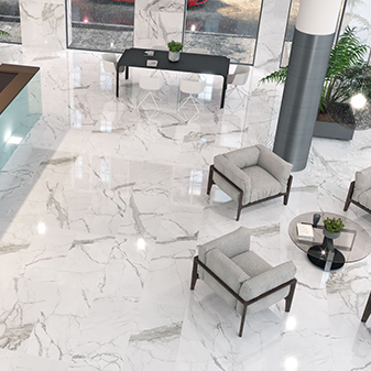 Mosaic Gloss Finish Tiles